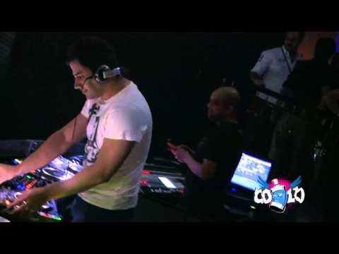 Dj Mamsi Live In Dubai (GEM ME) 2012
