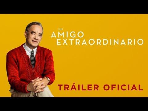 UN AMIGO EXTRAORDINARIO. Tráiler Oficial HD en español.