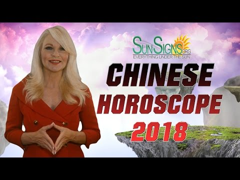 Chinese Horoscope 2018 Predictions
