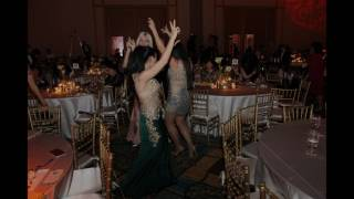 Танцы на гала ужине