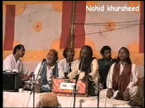 Sufi Mehtaab.Nadamat ke moti ...Ghazal Edit By Nahid khursheed
