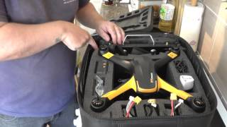 Hubsan X4 Pro H109s Drone,Quadcopter Backpack Carry Case