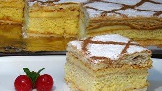 Receta Pastel Alemán, una deliciosa y exquisita tarta. Loli Domínguez