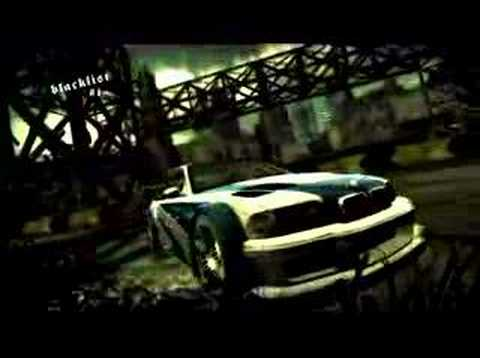 Need For Speed Most Wanted Blacklist #1 - YouTube