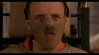 THE SILENCE OF THE LAMBS: Senator Ruth Martin meets Hannibal Lecter