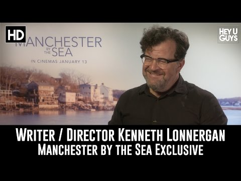 Kenneth Lonergan Exclusive Interview - Manchester By The Sea