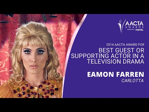 4th AACTA Awards  Best Guest or Supporting Actor in a Television Drama