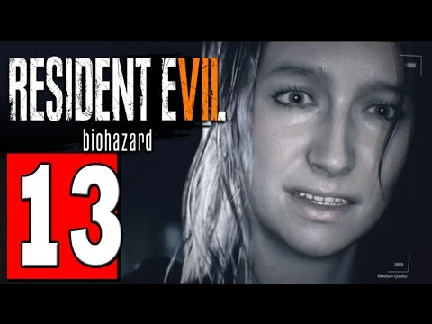 RESIDENT EVIL 7 Walkthrough Part 13 REPAIR THE ELEVATOR / FIND A POWER CABLE & FUSE