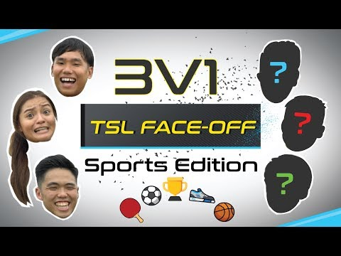 (NEW SERIES) TSL Face-Off: Sports Edition | EP 1