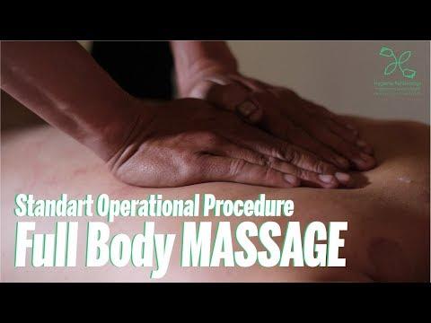 SOP Full Body Massage By Hygiene Reflexology