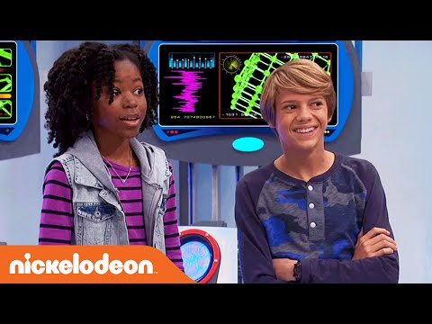 Henry Danger | Invisible Brad Clip | Nick