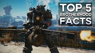 Fallout 4 - Top 5 Brotherhood of Steel Facts
