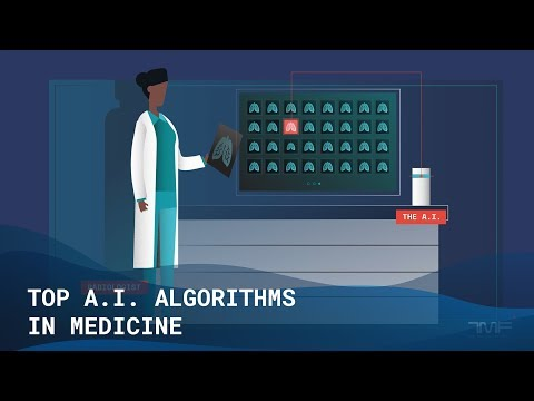 Top  A.I. Algorithms In Healthcare – The Medical Futurist