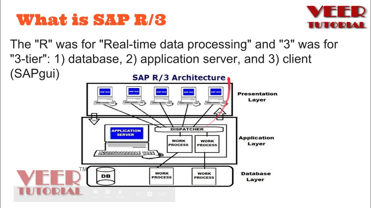 Understand What Is Sap R  3 Structure