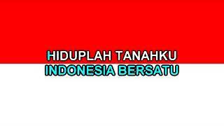 Lagu INDONESIA RAYA BAIT 1-3