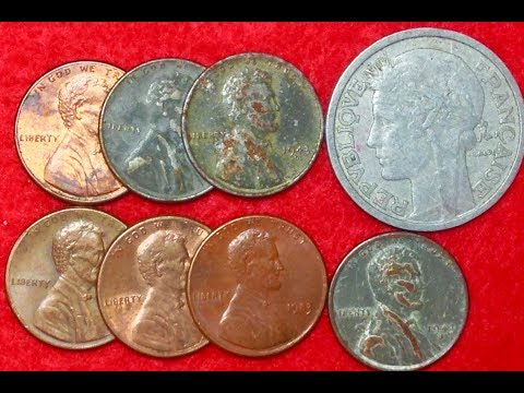 Is Your Penny Copper Or Copper Plated Zinc?