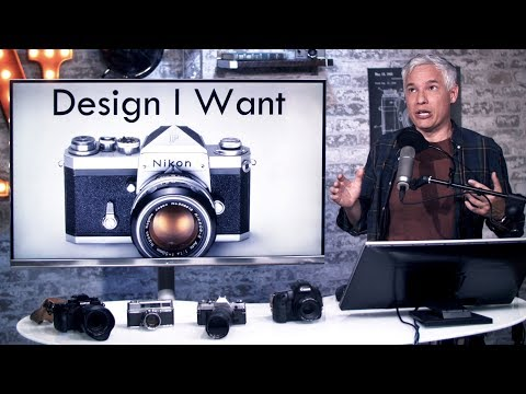Canon & Nikon Full-frame Mirrorless Camera Predictions