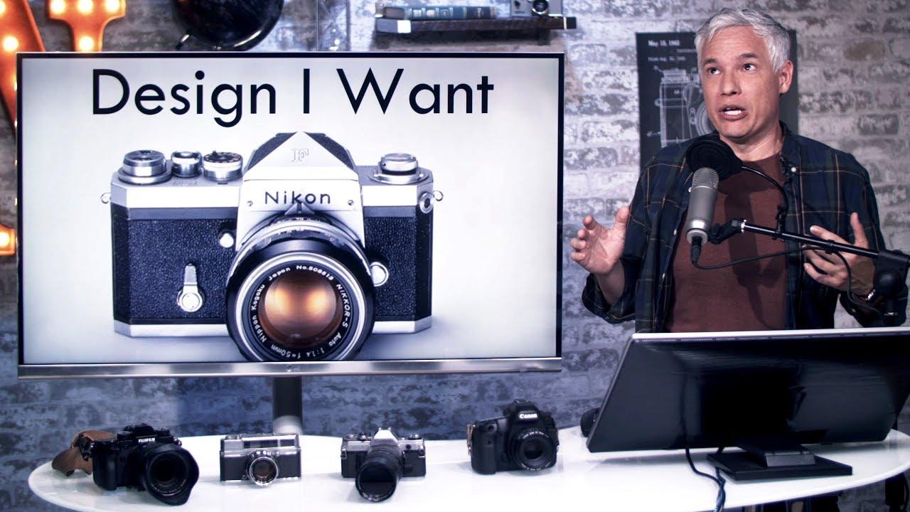 Canon & Nikon Full-frame Mirrorless Camera Predictions - YouTube