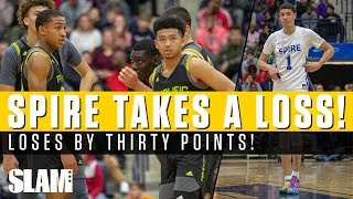 LaMelo Ball & SPIRE LOST BY 30?! Prolific Prep knocked them off 👀