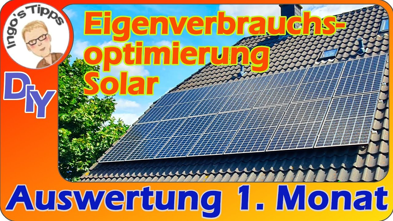 1 Monat Enpal Solar die Auswertung und Eigenverbrauchsoptimierung & smarter Stromzähler | IngosTipps