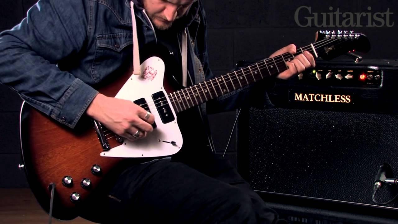 Gibson Firebird V Studio Non Reverse Amp Studio 70s