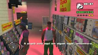 GTA San Andreas | #47 XXX VIDEOS e o Corolho Furioso | Gameplay Walkthrough