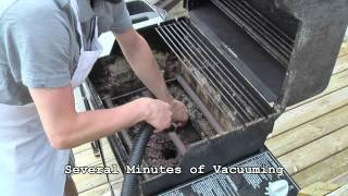 Weber Gas Grill Maintenance - Cleaning, Replacing Grates & Flavorizer Bars