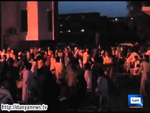 Dunya News-Two killed, 70 injured in Nawabshah earthquake