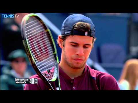 Thumbnail: Khachanov Shows Off Speed Barcelona 2016