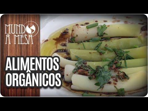 Mundo à Mesa: Alimentos Orgânicos (Episódio 2 | 2016)