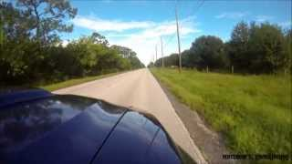 2jz vvt i swapped mustang toystang hard accelerations pov gopro onboard hd
