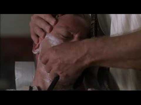 Mississippi Burning - Barber shop