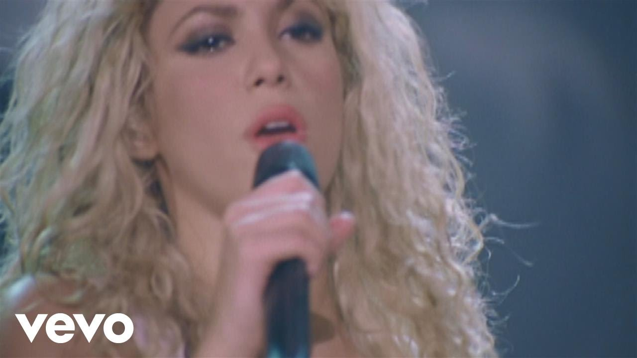 Shakira — Octavo Día (from Live  / Off the Record)