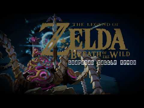 Zelda - Breath of the Wild | Guardian Battle Remix