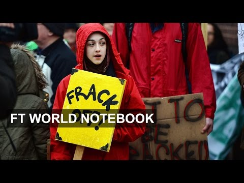 A UK 'Fracking' Revolution? | FT World Notebook