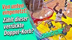 Verrückter Doppelkorb, die Schröder-Dusche & das Superman-Comeback | Crunchtime - die NBA-Show