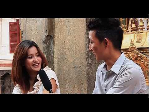 Ek Chin with Namrata Shrestha - Lex in Nepal (1st WEPISODE) Travel Video