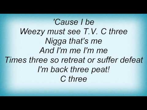 Lil Wayne - 3 Peat Lyrics