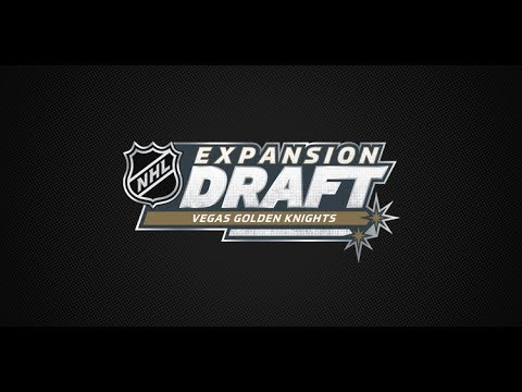 2017 NHL Expansion Draft - Round 2