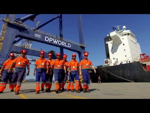 Vídeo Institucional DP World Santos 2018