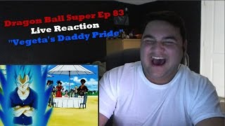Dragon Ball Super Episode 83 Live Reaction