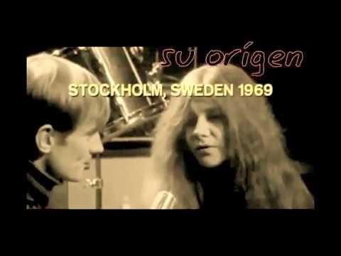 JANIS JOPLIN  Interview Sweden 1969