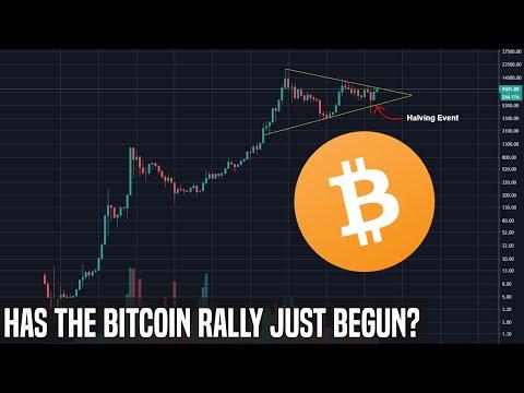 The Bitcoin Halving Rally   Crypto Markets Are Heating Up