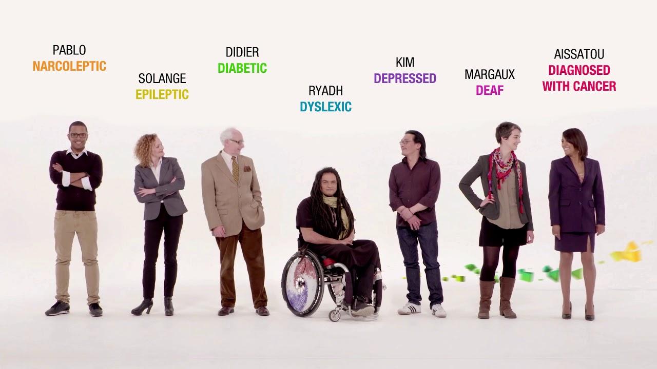 partnership  handicap international and groupe renault