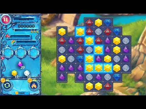Ice Crystal Adventure (Gameplay) HD