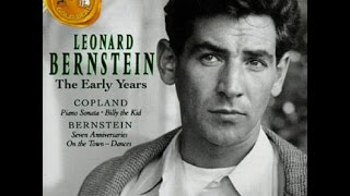 Bernstein: Seven Anniversaries - For William Schuman / Bernstein