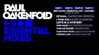 Paul Oakenold Essential Mix: March 19, 1994 Part 1