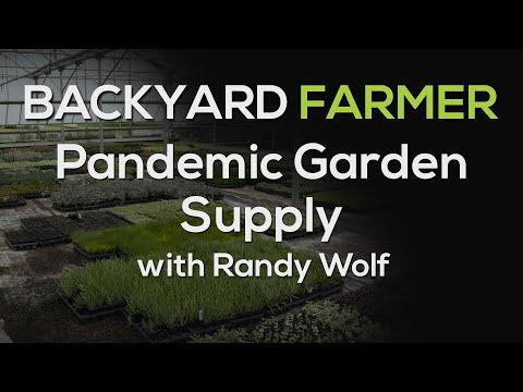 Pandemic Garden Supply