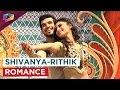 Arjun Bijlani And Mouni Roy Romance On 'Gerua' Song