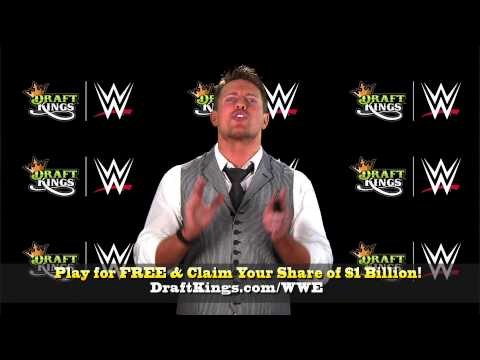 Join WWE Superstar The Miz and check out DraftKings.com/WWE!
